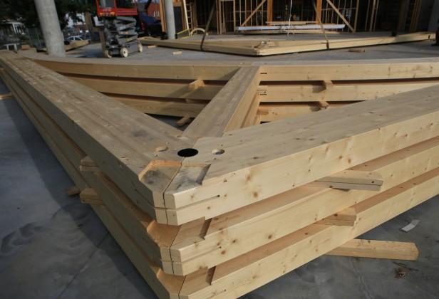 Canam Group acquires an engineering firm specialized in wood structures
