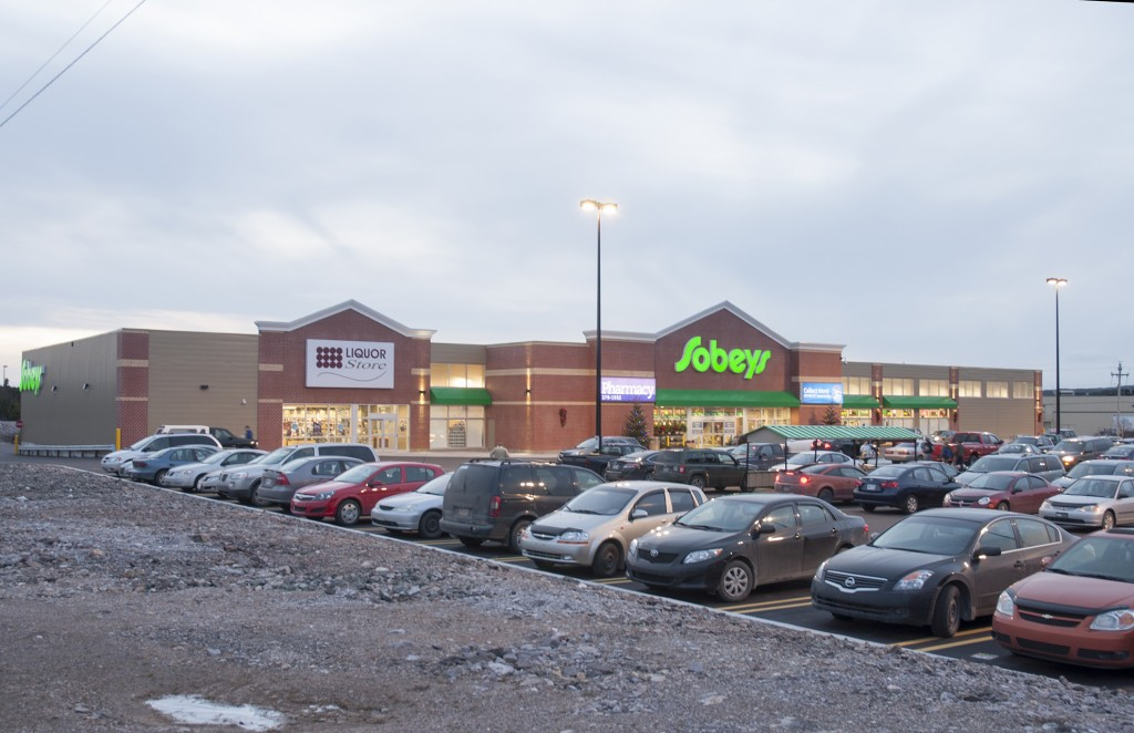 Sobeys Marystown Supermarket Canam Buildings