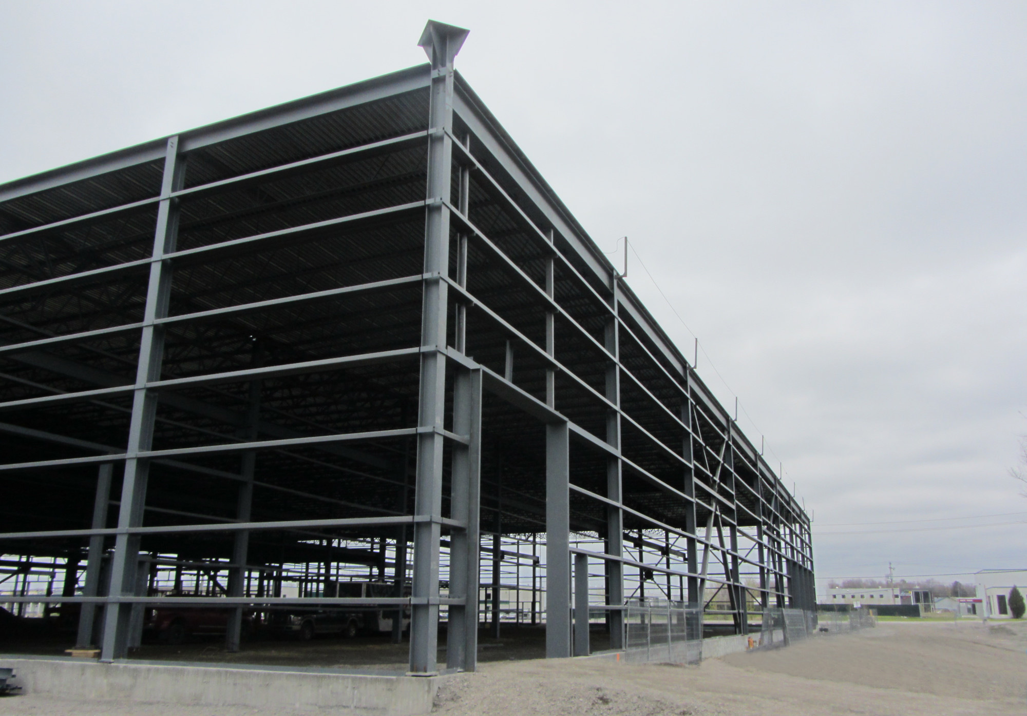 Purlins And Girts Complementary Products Canam Buildings