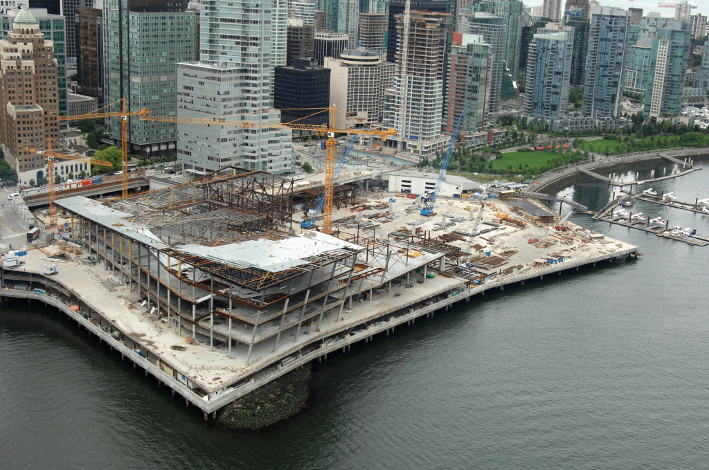 Vancouver Convention And Exhibition Centre Expansion