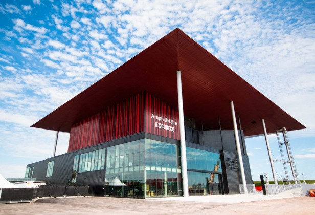 Canam Group Award Winner at the National Steel Design Awards