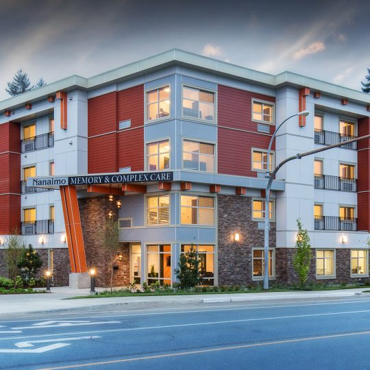 Nanaimo Memory<br>Complex Care Residence