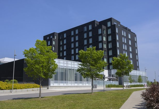 Case study: Delta Hotels Thunder Bay project