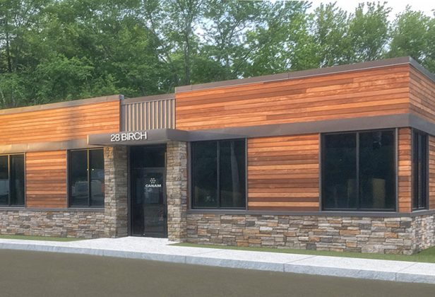 New Office in Massachusetts for Canam Buildings