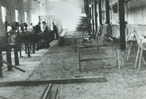 The First Canam Joist Was Fabricated 60 Years Ago