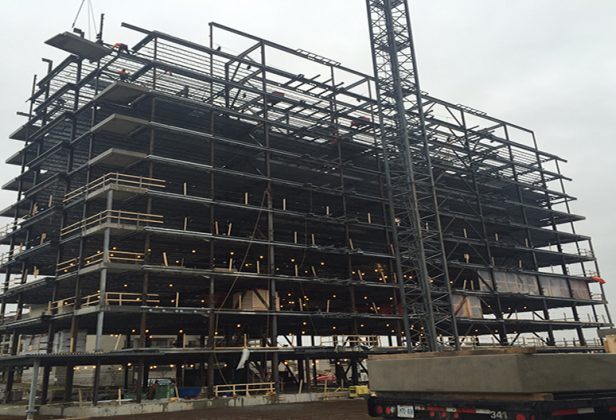 Steel Construction Compared to Concrete and Wood: Which is Best?