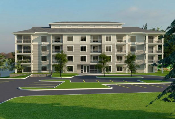 New Multi-Residential Project in Ontario: Port Picton Apartments Block 203